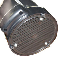 A no-clog sump pump screen intake valve not used on Zoeller® pumps