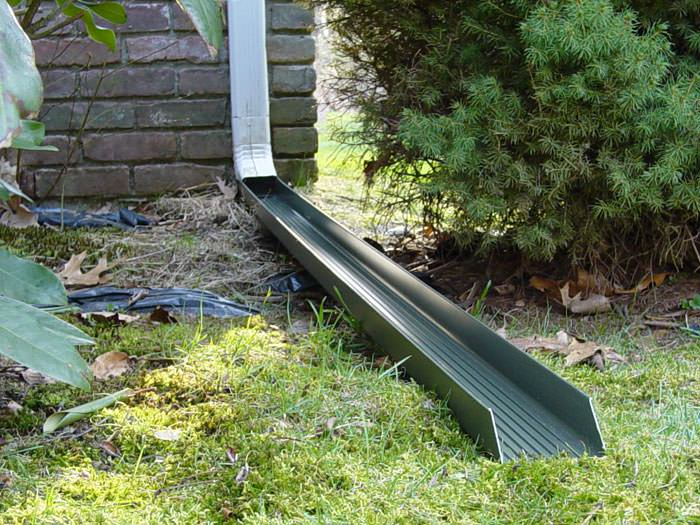 Outlet New Jersey >> Gutter Downspout Extensions Marlton, Sicklerville, Cherry Hill | Gutter Downspout Drainage New ...